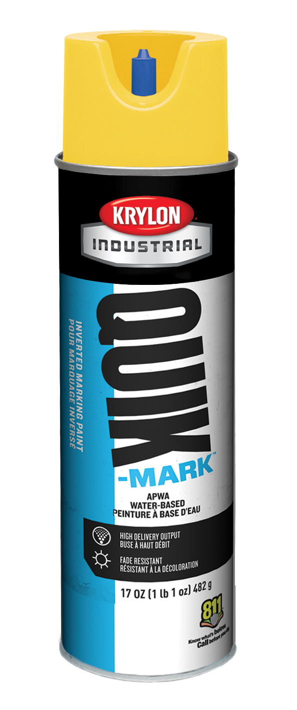 Quik Mark Water Based Inverted Marking Paints